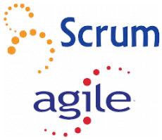 logo of Scrum and Agile